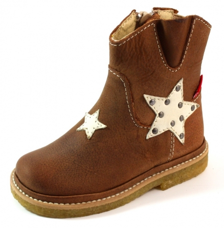 Shoesme online kinderlaars BC3W092 Cognac SHO40
