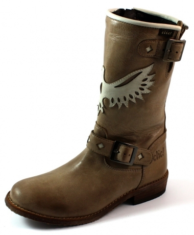Clic laarzen online 8420 Beige / Khaki CLI17