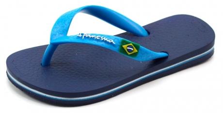Ipanema kids slippers online 80416 Blauw IPA80