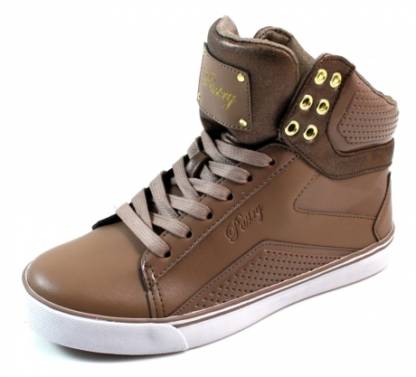 Pastry sneakers online Pop tart sweet crime Taupe PAS03
