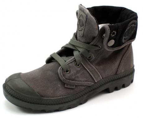 Palladium schoenen online Pallabrouse baggy Zwart PAL51