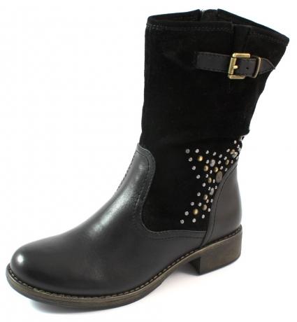 s oliver online enkellaarzen 5 5 25321 zwart oli38 shoe outlet shoe outlet. Black Bedroom Furniture Sets. Home Design Ideas