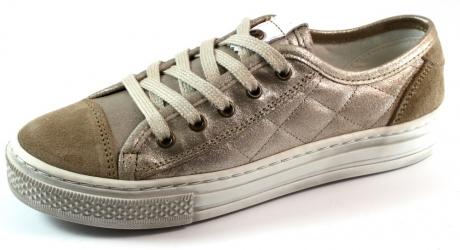 Monshoe lage schoenen online 64541031 Beige / Khaki MON73