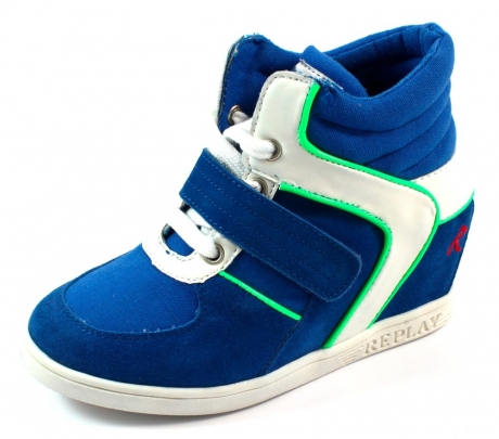 Replay sneaker online Fleet Blauw REP94