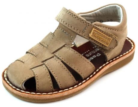 TwinPass Sandalen 16360 Beige / Khaki TWI24