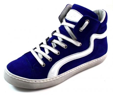 aQa schoenen online A1906 Blauw AQA45