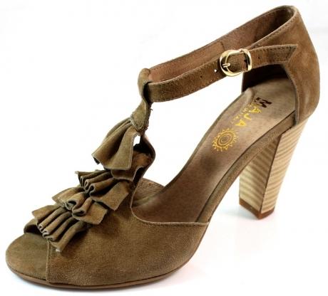 Maja sandaal N101 Taupe MAJ05