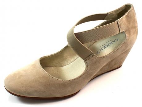 Carmens schoenen online 051.360 Offwhite CAR13