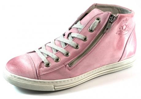 aQa online sneakers A2106 Roze AQA55