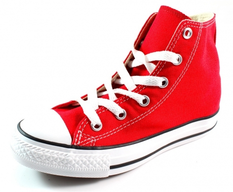 Converse ALL STAR HI KIDS RED Rood ALL21