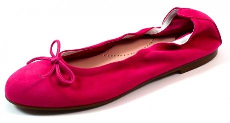 Beberlis online ballerina's dames Roze BEB24