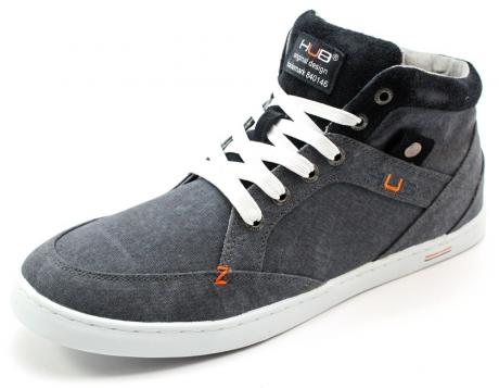 Hub schoenen online Panama Blauw HUB43
