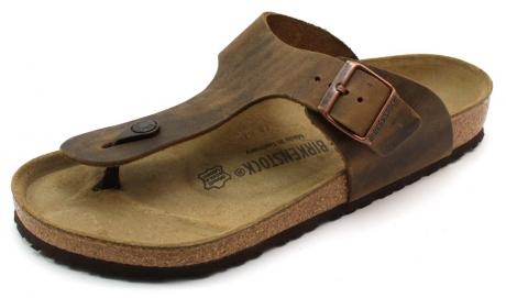 Birkenstock slipper heren Ramses Bruin BIR11