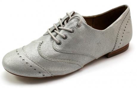 Caprice schoenen online 9/9-23200 Zilver CAP53