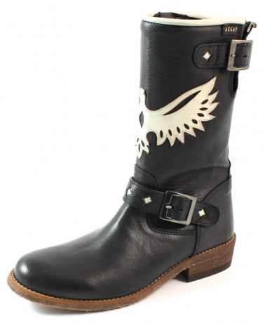 Clic laarzen online 8420 Zwart CLI13