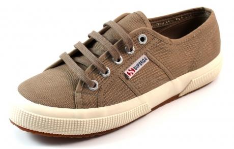 Superga online sneakers 2750 Cotu Classic Beige / Khaki SUP09