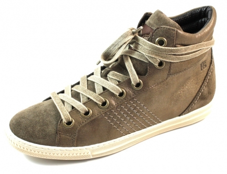 Paul Green sneakers online shop 4131 Beige / Khaki PAU82