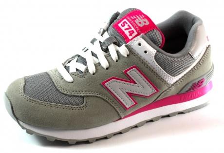 New Balance online sneakers dames WL574 Grijs NEW24