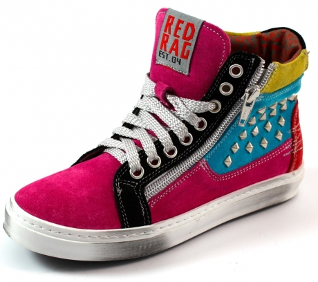 Red Rag online sneakers 4740 Roze RED66