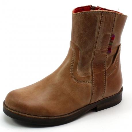 Koel4Kids laarzen online Willemijn Cognac KOE01