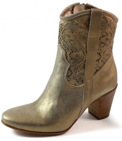 Mery schoenen online H0405 Goud MER62