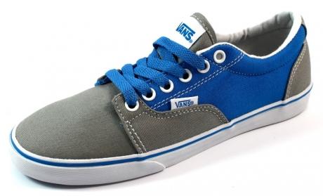 Vans Kress online sneaker Grijs VAN50