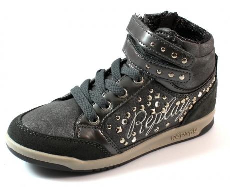 Replay online sneaker Middletown Grijs REP07
