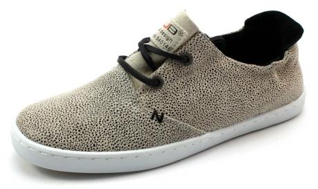 Hub schoenen online Kyoto Beige / Khaki HUB47