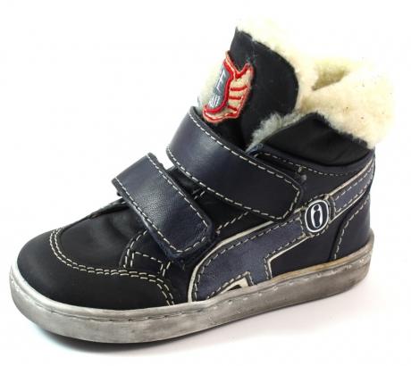 Shoesme online kinderschoenen UR3W034 Blauw SHO47