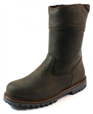 Olang korte laarzen Vibram Bruin OLA16
