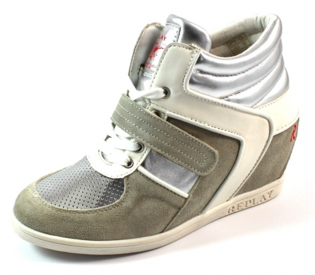 Replay Camp sneaker online Beige / Khaki REP95