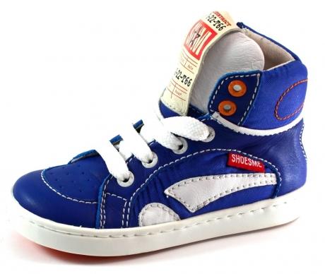 Shoesme online veterschoenen UR4S023 Blauw SHM05