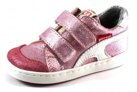 Shoesme klittenbandschoenen online UR4S020 Roze SHO32