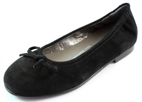 Beberlis Ballerina 16053 Zwart BEB03