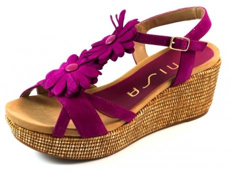 Unisa online sandaal Kelso Roze UNI14