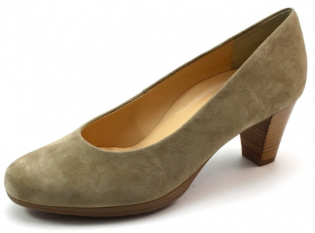 Paul Green online pumps 3216 Taupe PAU99