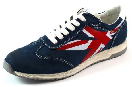 Marco Tozzi online sneaker 2/2-23607 Blauw MAR68
