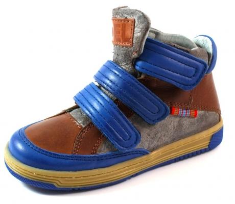 Koel4Kids online schoenen sneaker Daan Blauw KOE85