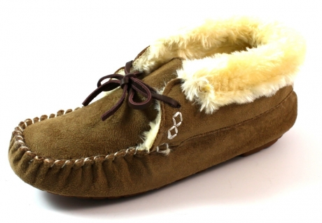 Ruby Brown online pantoffels 8885 Beige / Khaki RUB01
