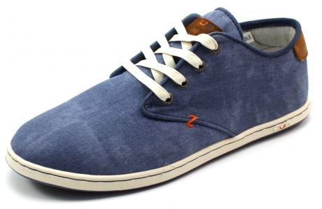 Hub schoenen online Chucker Blauw HUB45