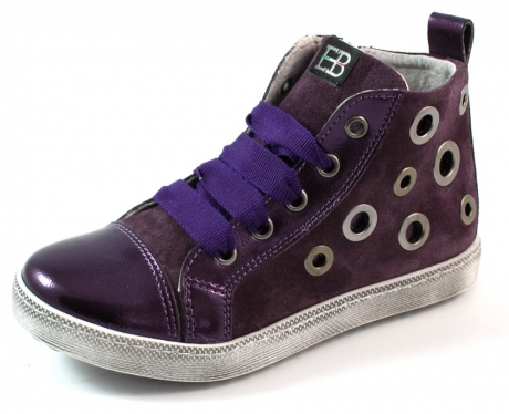 EB shoes online sneaker 756 Paars EB02