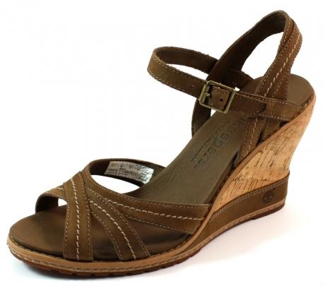 Timberland online sandalen 8046R Bruin TIM61