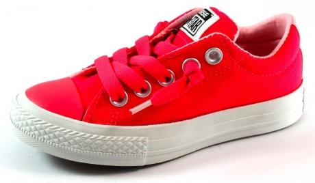 Converse sneakers Street Zip Roze CON24