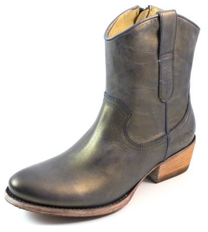 aQa schoenen online A1914BA Blauw AQA48