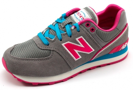 New Balance kids sneakers online KL574 Grijs NEW35