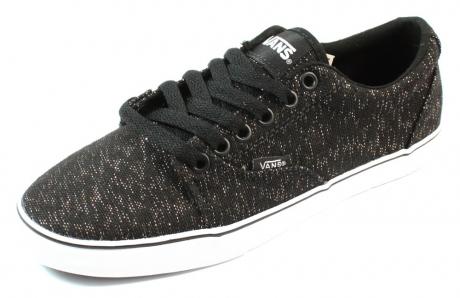 Vans Kress online sneaker Zwart VAN53
