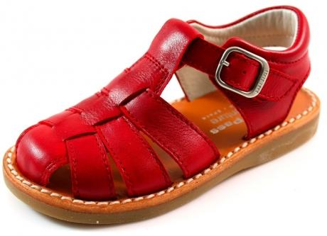 TwinPass sandalen 16361 Rood TWI05