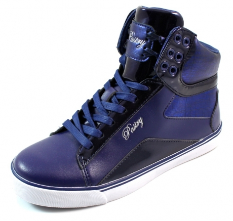 Pastry sneakers online Pop tart sweet crime Blauw PAS02