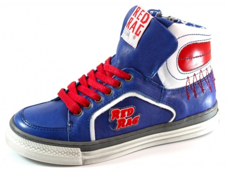 Red Rag online sneakers 4641 Blauw RED76