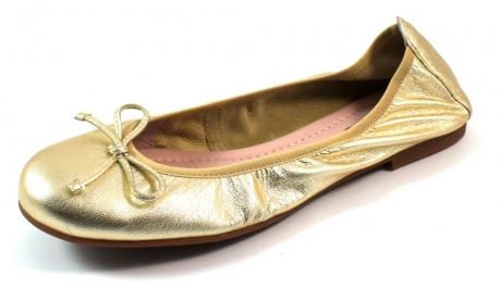 Unisa Acor online ballerina's Goud UNI06